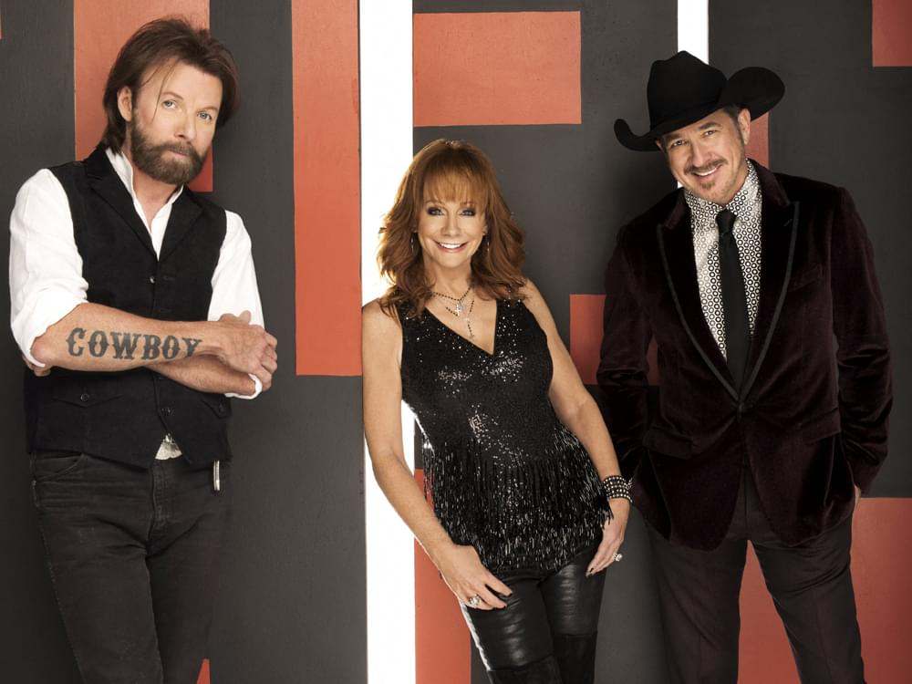 Reba and Brooks & Dunn Can't Get Enough of Las Vegas as They Extend Residency Again