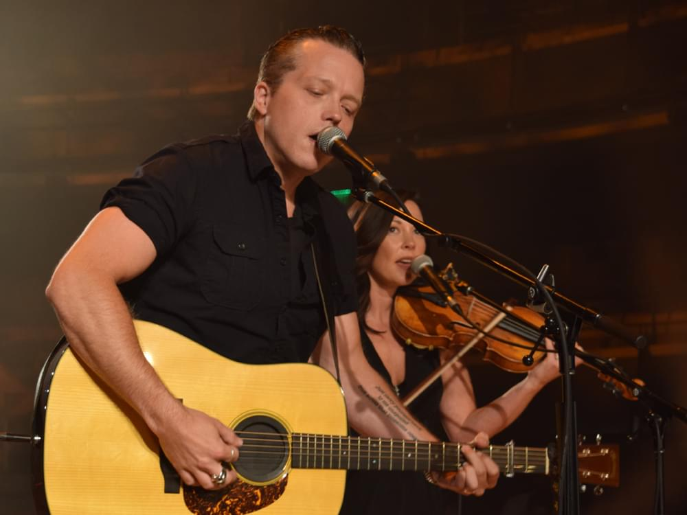 Jason Isbell to Release New Live Album From Ryman Auditorium Shows + Announces 6 New Ryman Dates