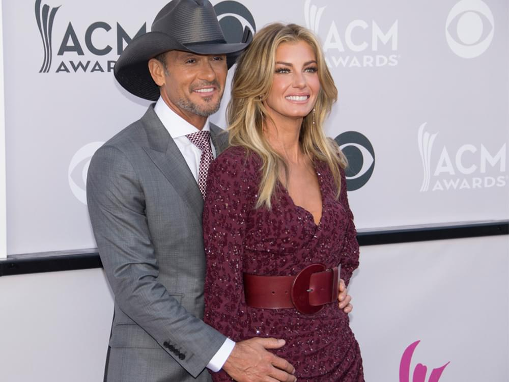 """Watch Tim McGraw and Faith Hill Team With Michelle Obama for New """"When We All Vote"""" PSA"""