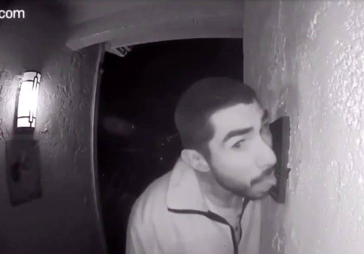 A Man Licks Stranger's Doorbell For 3 Hours & Woman Given Erectile Dysfuntion Meds For Dry Eyes