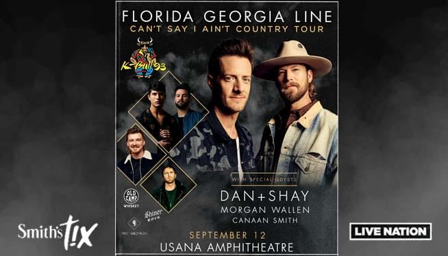 Florida Georgia Line Can't Say I Ain't Country Tour