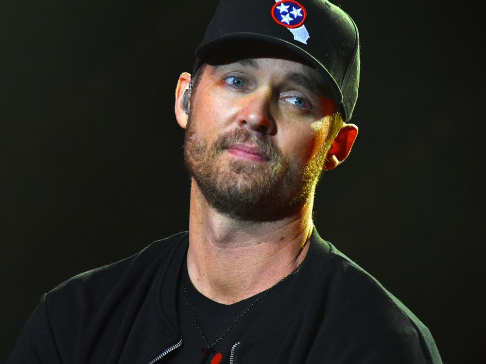 """Watch Baseball-Playing Brett Young Go Back to His College Roots in New Video for """"Catch"""""""