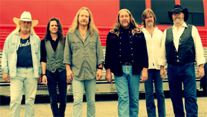 The Marshall Tucker at The Stage On Bay