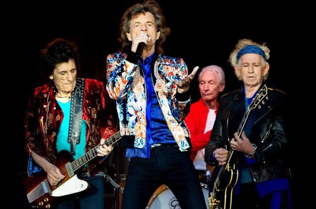 The Rolling Stones Listen to win!!