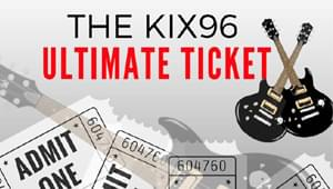 KIX96 ULTIMATE TICKET