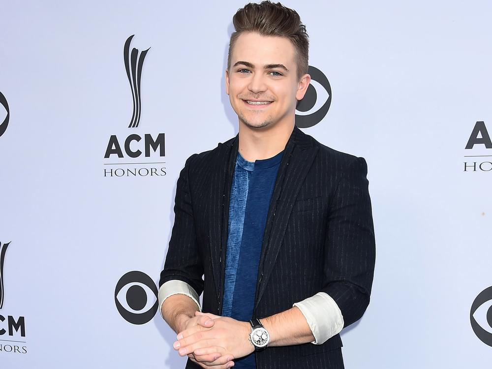 "Hunter Hayes Drops New Single & Will Hit the Road for ""Closer to You"" Tour"