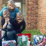 "Kohl's thanks woman in record-breaking ""laughing Chewbacca mask"" video"