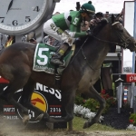 Exaggerator wins Preakness, denies Nyquist a chance at Triple Crown