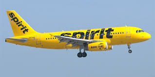 spirit airlines uses dtw as hub temporarily wjr am