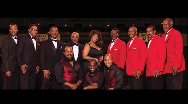 Concert: The Drifters, The Coasters, & The Platters – October 27