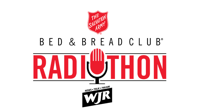 The Salvation Army Bed & Bread Radiothon – February 21-22