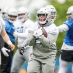 Lions' C.J. Anderson: Playing for 'old school' OC Darrell Bevell fits my style