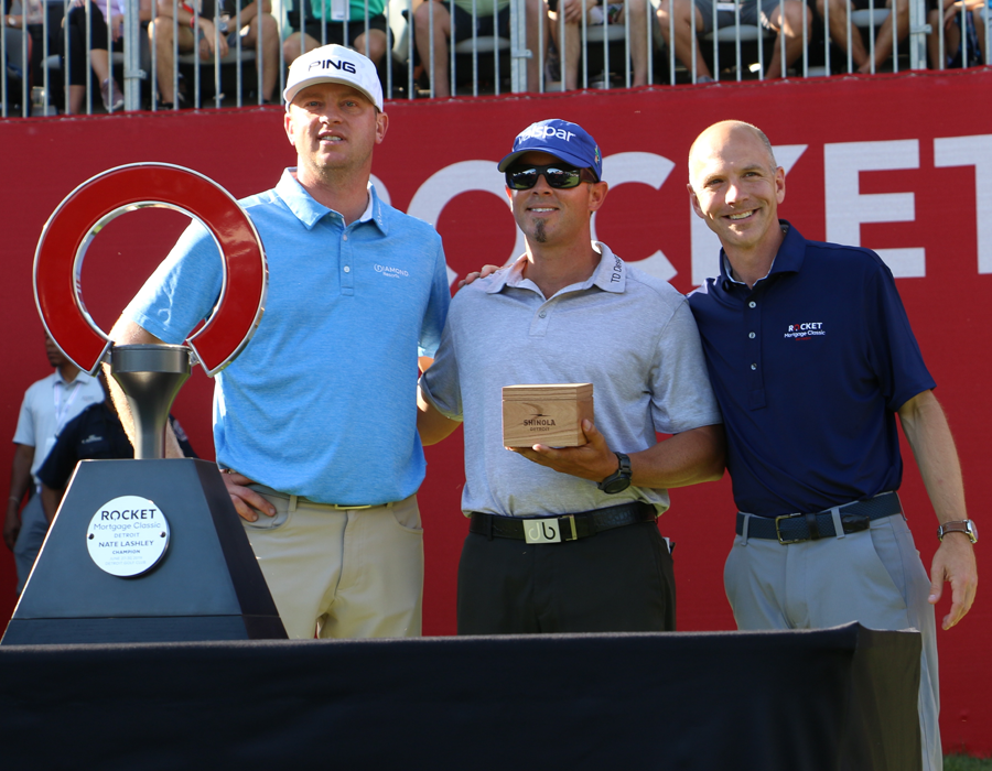 2019 Rocket Mortgage Classic – Round Four