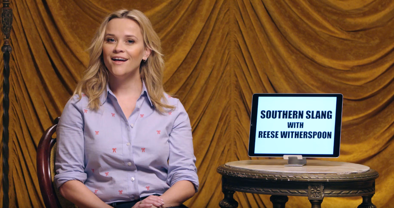Southern Slang with Reese Witherspoon