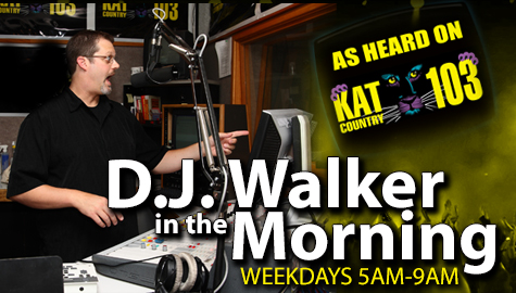 DJ Walker in the Morning