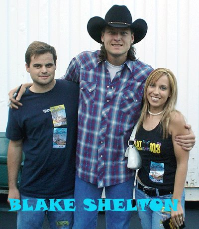 What Would You Do If Blake Shelton Showed Up At Your Door?