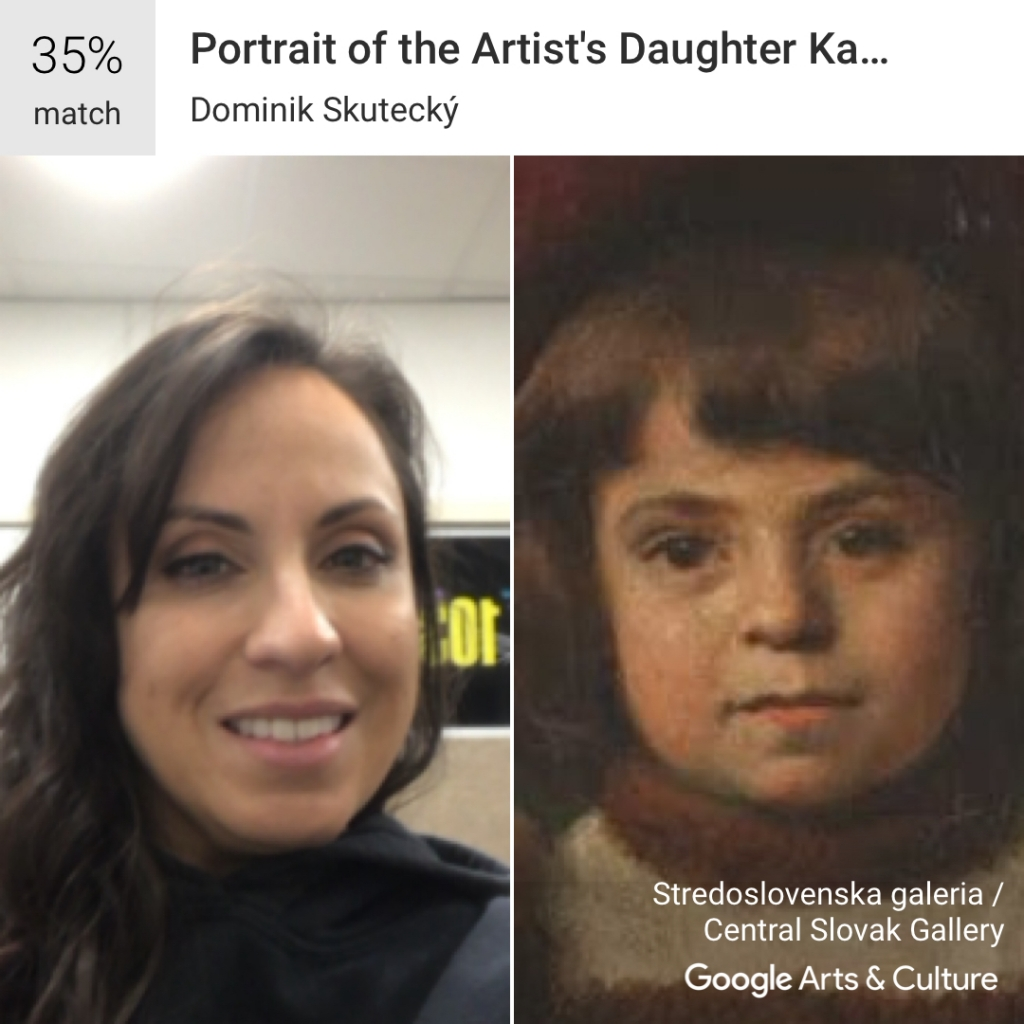 which famous painting do you look like katm fm