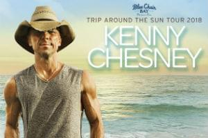 Kenny Chesney is coming to Shoreline!!!