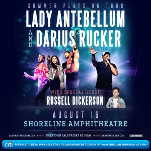 Lady Antelbellum & Darius Rucker Coming To Kat Country…TWICE!