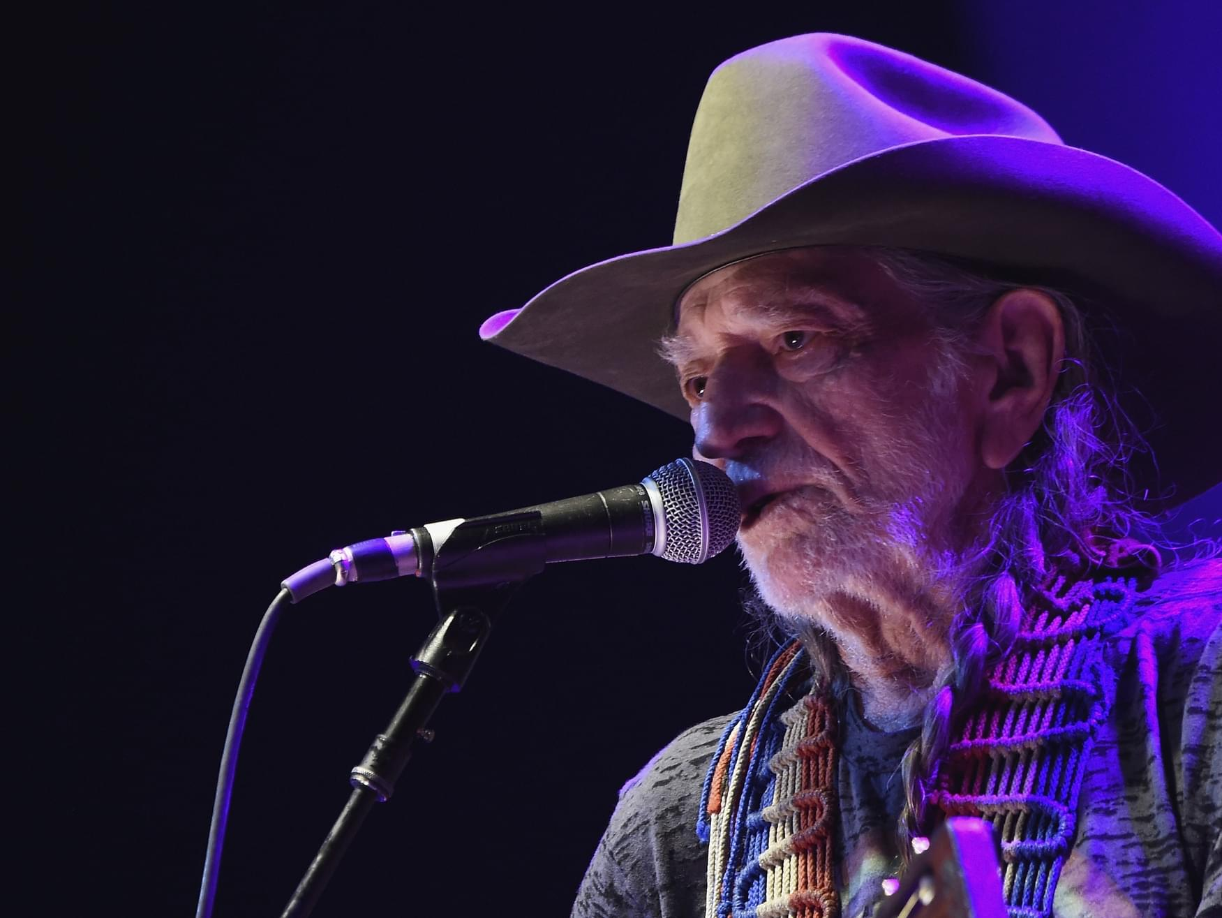 Willie Nelson & Family With Special Guest Alison Krauss Together LIVE