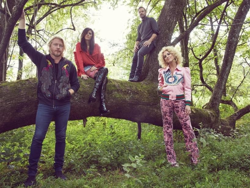 "Kat Country Presents: Little Big Town @ Ironstone. Win tickets playing ""boondocks""…"