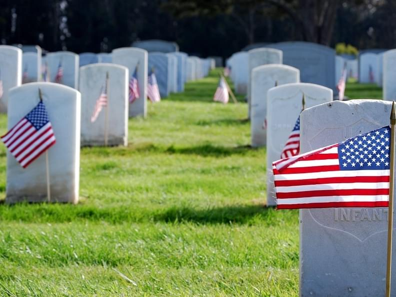 Memorial Day: Silent Roll Call