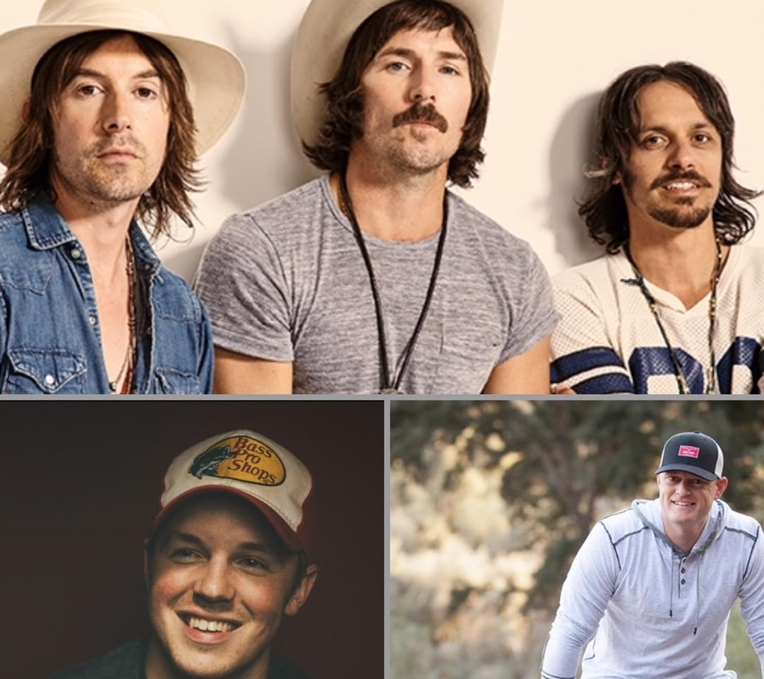 Win your way in to see Midland, Travis Denning and Michael Beck together in Kat Country