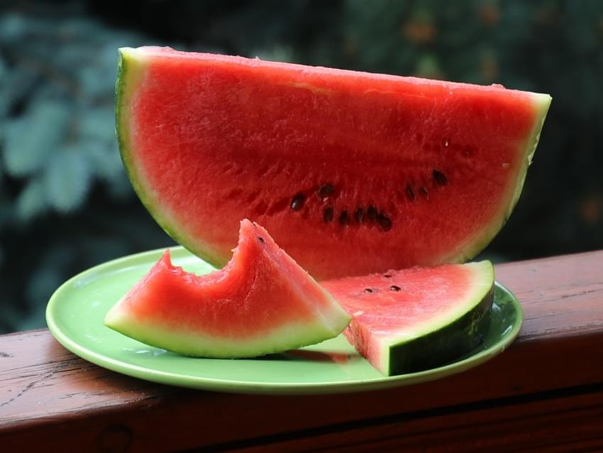 Who Puts Salt…On Watermelon?!