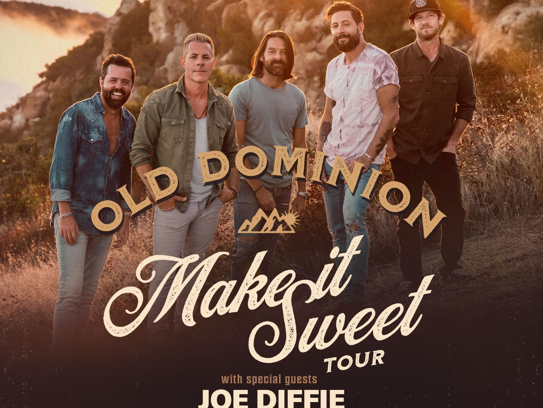 Win Old Dominion Tickets before you can buy them…