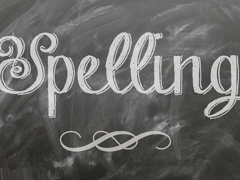 What word do you always struggle to spell?