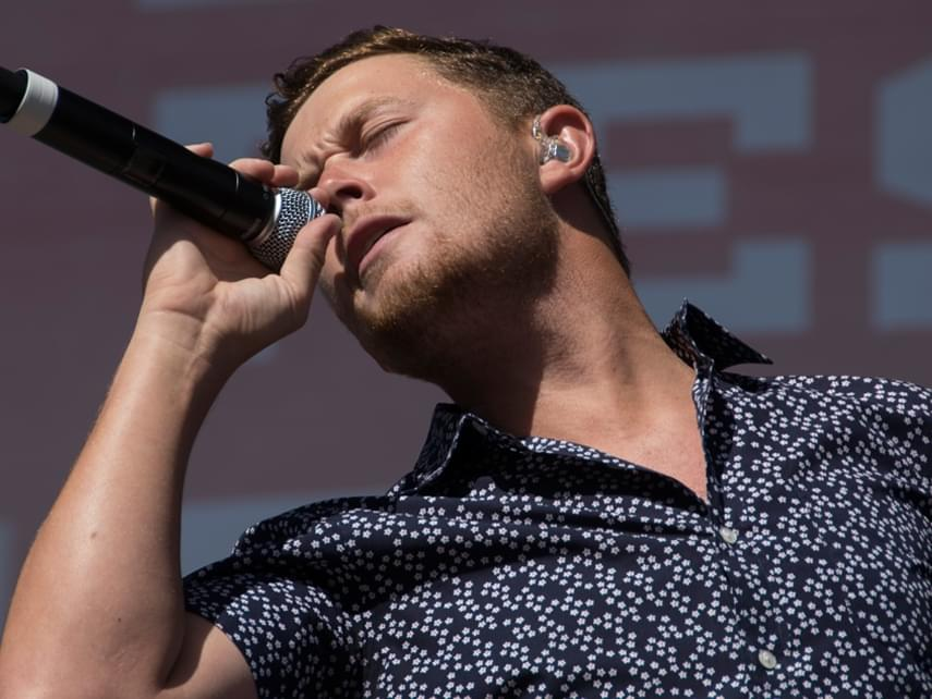 Scotty McCreery is coming to the Bob Hope Theatre!!