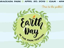 Earth Day in Modesto April 20th