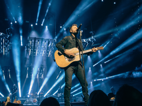 Dierks Bentley is headed to Kat Country!