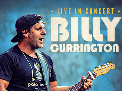 Kat Country 103 Presents Billy Currington At The Fruit Yard September 20th!