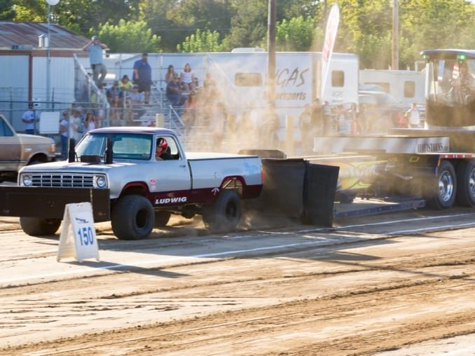 Loud engines and pure power at the Stanislaus County Fair July 19th and 20th!