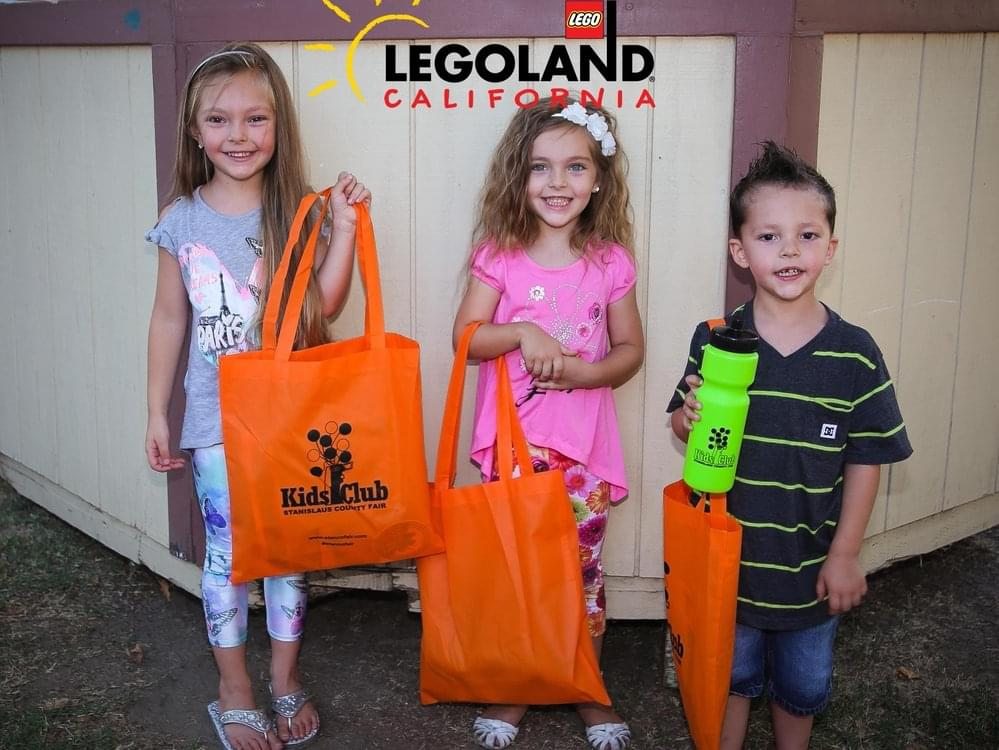 Win tickets to Lego Land at the Stanislaus County Fair