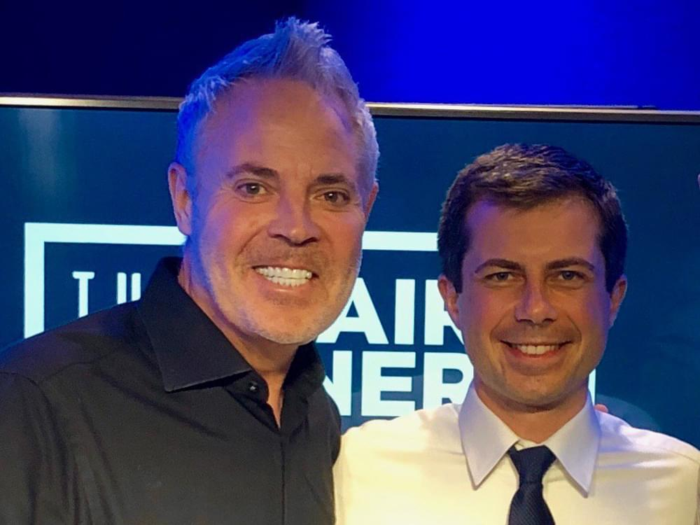 Listen to Blair Garner's Interview with Presidential Candidate Pete Buttigieg