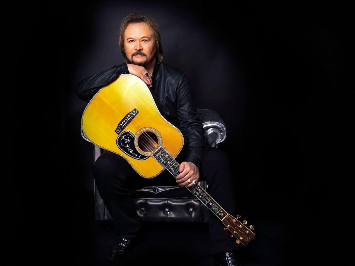 Travis Tritt is coming to Kat Country