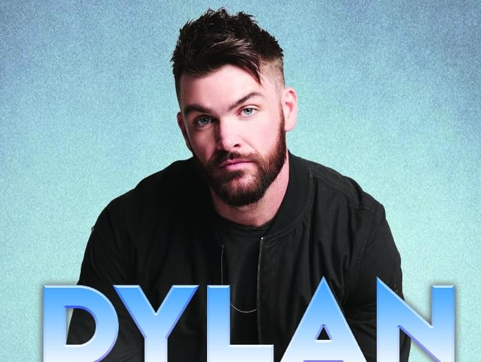 Dylan Scott is coming to Kat Country!! Get your tickets here..