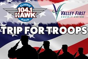 Trip For Troops