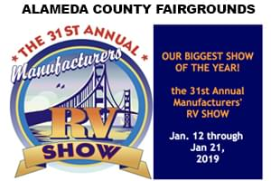 31st Annual Manufacturers RV Show
