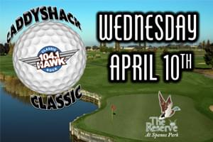 Hawk Caddyshack Classic @ The Reserve at Spanos Park