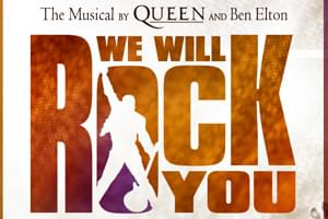 We Will Rock You – The Musical at the Bob Hope Theatre