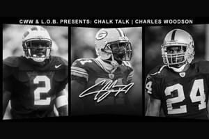 Chalk Talk w/ Charles Woodson in Modesto