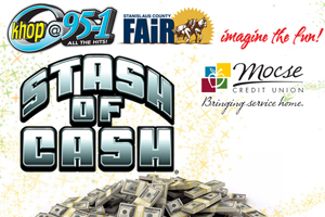 Stanislaus County Fair – Stash of Cash