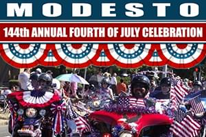 Modesto 4th of July Parade & Celebration