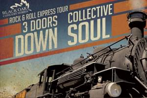 3 Doors Down & Collective Soul at Westside Pavilion