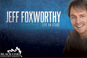 Jeff Foxworthy at the Westside Pavilion