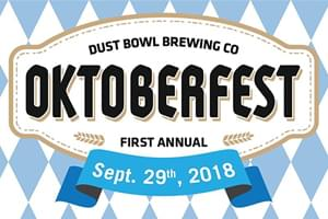 Dust Bowl Brewing Co. Oktoberfest