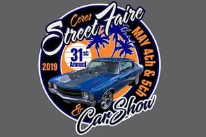 Ceres Street Faire May 4th & 5th